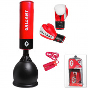 Gallant Free Standing Boxing 1.5m Punch Bag Stand Heavy Duty MMA Martial Arts Sparing Set