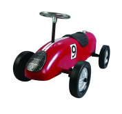 Great Gizmos Red Retro Racer