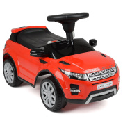 Children's Ride On SUV Car Toy Range Rover Evoque With Sound Effects