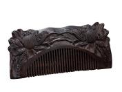 Icegrey Handmade Elegant Sandalwood Wooden Comb Anti-Hair Loss