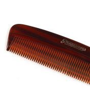Prospectors Fine-Tooth Comb 11cm - Natural Plant Cellulose Hair Comb!