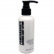 Glitter up! Secret Body Cream - Pomgranate Shimmer light Lontion - After Sun Shimmer Lotion   Plus Collgen , Vitamin B3 & Aloe Vera Gel - Body glitter lotion & Smoothing Lotion
