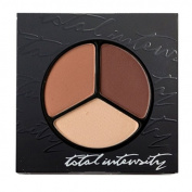 Total Intensity Totally Matte Eyeshadow Trio, Bohemian, 0ml