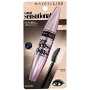 Lash Sensational Full Fan Effect Volume Mascara by Maybelline - 00 Blackest Black