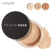 Lookatool Focallure Oil Lasting Anti-sweat Breathable Transparent Loose Powder