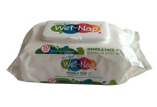 Wet-Nap Hands & Face Unscented 110 ct