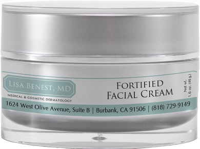 Dr Lisa Benest Skin Care Fortified Facial Cream 45ml