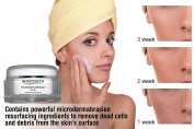 Best Exfoliating Microdermabrasion Facial Scrub & Mask-Anti Ageing-Naturally Cleanses, Minimises Pores - Reduces Acne, Blackheads, Wrinkles, Fine Lines.Exfoliate,Moisturise & Renew Your Skin.