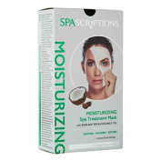 SPAScriptions Moisturising SPA Treatment Mask, 5ct