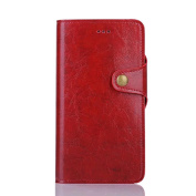 For iPhone 7 Plus Case, HP95(TM) New Wallet & Cards Flip Leather Phone Case Cover For iPhone 7 Plus 14cm