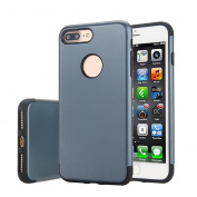 For iPhone 7 Plus Case, HP95(TM) Super Slim Hybrid ShockProof Hard Double Protective Case Cover for iPhone 7 Plus