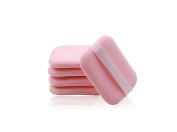 5 PCS Makeup Blender Powder Puff Sponges Dry Wet Amphibious Special Powder Foundations Cream Cosmetic Pads