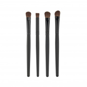 MakeUp Brush Set,Siniao 4Pcs Cosmetic Eyebrow Eyeshadow Brush Makeup Brush Sets Kits Tools