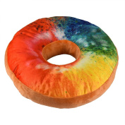 Pillow ,Dirance(TM) Home Decor New style Doughnut Shaped Ring Plush Soft Novelty Style Cushion Pillow