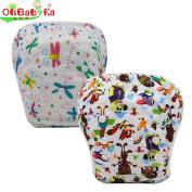 OHBABYKA Baby Swim Nappy Adjustable Unisex Reusable babies Swimming Pants