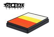 Global Colours Paint - Rainbow Cake Kenya 50gr