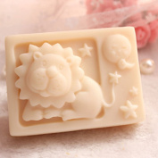 Grainrain Rectangle Mould Silicone Handmade DIY Moulds Soap Craft Art mould Zodiac Leo
