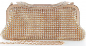 Yuenjoy Womens Dazzling Rhinestone Clutch Purse Evening Bags
