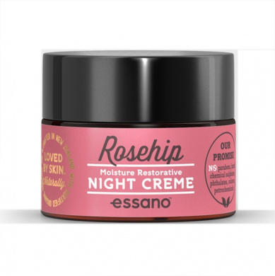 Essano Rosehip Night Creme  50g