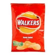 Walkers Ready Salt Potato Crisps 32.5g.
