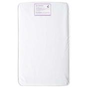 DaVinci Crescent Mini Crib 50 Coil Mattress, Polyester Blend