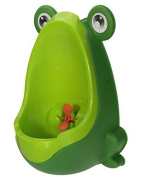 Lovely Frog Children Kids Potty Removable Toilet Training Kids Urinal Early Learning Boys Pee Trainer Bathroom