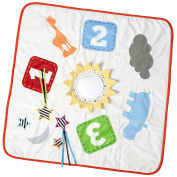 Manhattan Toy Baby Activity Playmat, 70cm