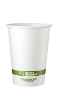 World Centric's 100% Biodegradable, 100% Compostable Paper PLA-Lined 950ml Soup Container