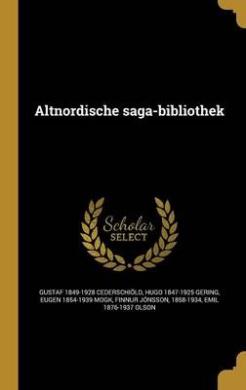 Altnordische Saga-Bibliothek
