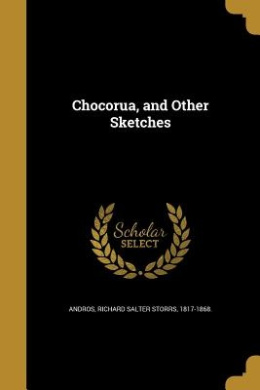 Chocorua, and Other Sketches