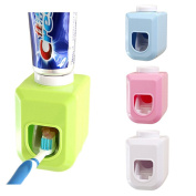 Hooao Automatic Toothpaste Dispenser Lazy Toothpaste Squeezer