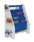 Vehicles Sling Bookcase by HelloHome