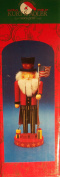 "30cm Old World Wooden Hand-crafted ""Uncle Sam"" Nutcracker"