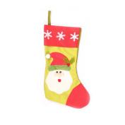 Christmas Stockings Sack Sock Gift Filler Snowman Xmas Decoration Decor Gift