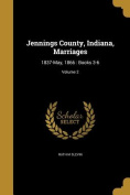 Jennings County, Indiana, Marriages