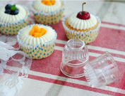 New JJMG Japanese Frosting Decorating Set of 2 for Cupcakes, Cookies, Pastry