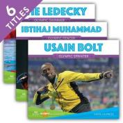 Big Buddy Olympic Biographies (Set)