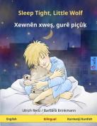 Sleep Tight, Little Wolf. Bilingual Children's Book