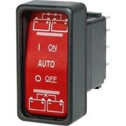 Blue Sea 2146 ML-Series Remote Control Contura Switch - ON-OFF-ON