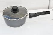 2016 Germany's Stoneline Xtreme Series 2.2l Sauce Pan with Lid, Non-stick, Non-Toxic Stone Coating Cookware - 2016 Top of the line model, better taste food, induction ready