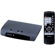 Craig Electronics CVD508 Digital To Analogue Broadcast Converter with Remote Control