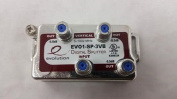 3-Way Digital Splitter Balanced 1002 MHz Vertical Evolution-EVO1-SP-3VB
