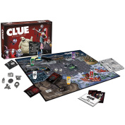 Disney's The Nightmare Before Christmas Clue Mystery Strategy Board Game