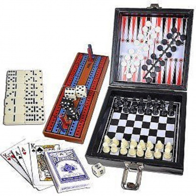 6-in-1-Travel-Board-Games-w-Leatherette-Case