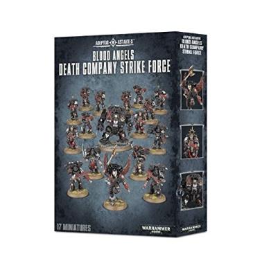 Warhammer 40k Blood Angels Death Comapny Strike Force