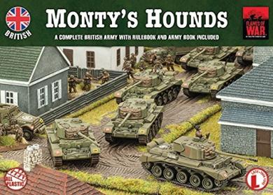 Flames of War: Monty's Hounds