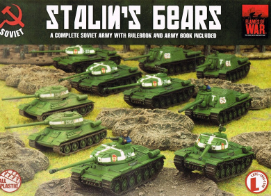 Flames of War: Stalin's Bears