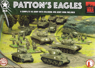 Flames of War: Patton's Eagles