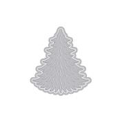 Hero Arts DI194 Paper Layering Pine Tree with Frame Card Making Kit