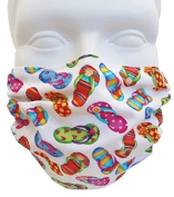 Breathe Healthy Child Size Face Mask-Protect your Immune System from Allergns, Pollen, Dust, Mould Spores, Cold & Flu